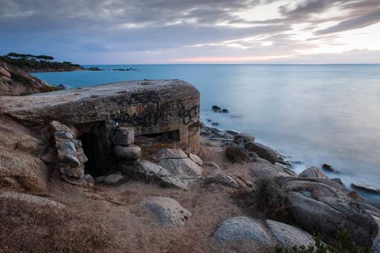 Sulla costa - Quartu sant'elena (719 clic)