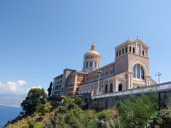 Santuario della Madonna del Tindari  (1548 clic)