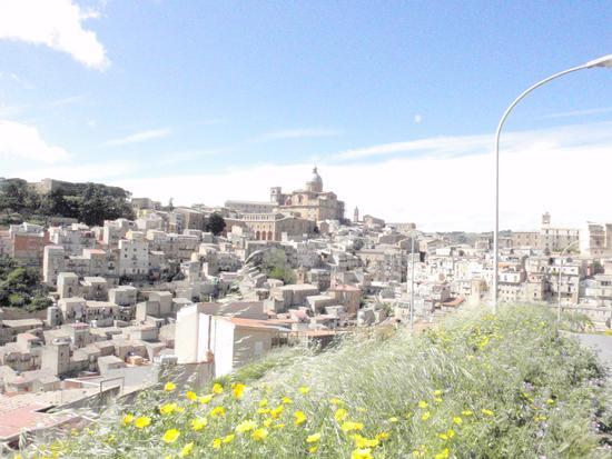 Panorama sulla città piazzese - Piazza armerina (944 clic)