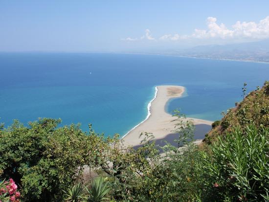 Panorama visto dal Santuario  - Tindari (2599 clic)