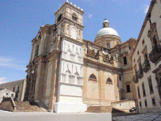 Cattedrale - Piazza armerina (1346 clic)