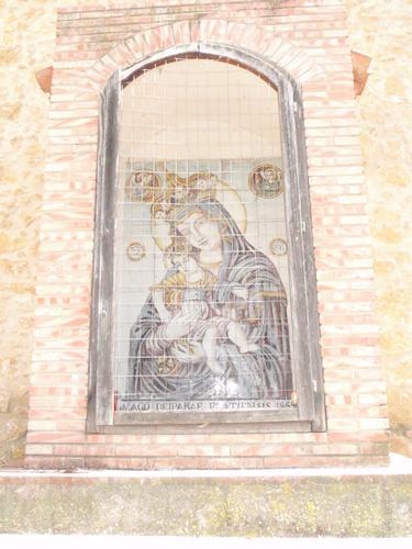 Antica Edicola dedicata a Maria S.S. di Piazza Vecchia - Piazza armerina (942 clic)