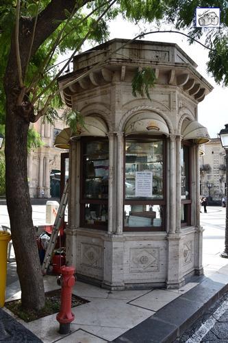 antico chiosco  - Acireale (136 clic)