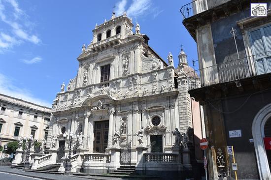 Basilica di San Sebastiano  - Acireale (101 clic)