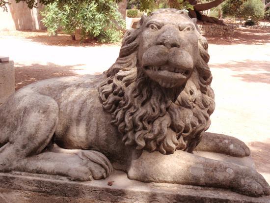 u liuni del Castello di Donna Fugata  - Donnafugata (1874 clic)