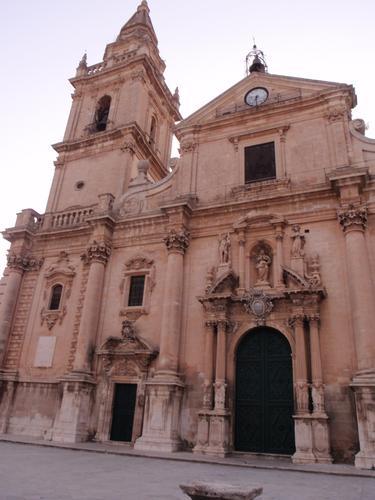 Cattedrale di San Giovanni - Ragusa (1502 clic)