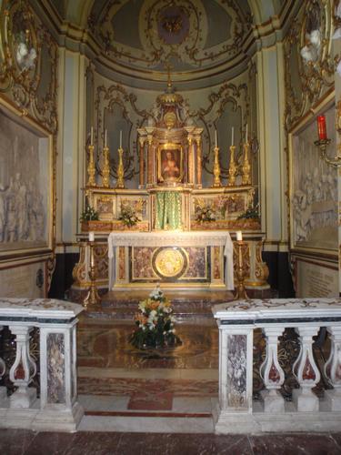 Cattedrale di San Giovanni - Interno - Ragusa (1699 clic)