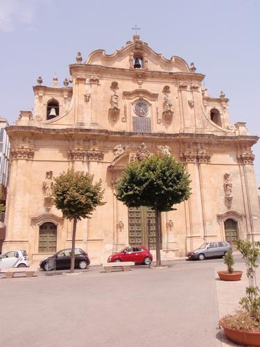 Chiesa di Sant'Ignazio - Scicli (1707 clic)