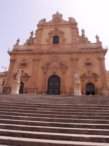 Duomo di San Pietro  - Modica (1623 clic)