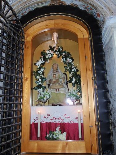 Edicola  dedicata a Sant'Anna - Castelbuono (1020 clic)