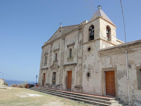 Santuario Maria SS.  - Capo d'orlando (280 clic)