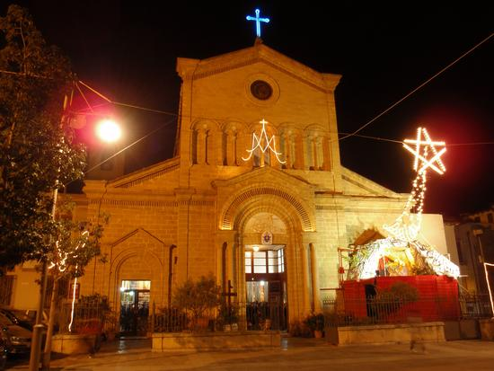 Chiesa Anime Sante   - Bagheria (1221 clic)