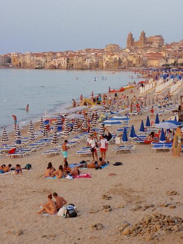Spiaggia  - Cefalù (813 clic)
