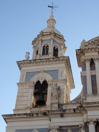 Campanile Chiesa San Sebastiano  - Caltanissetta (187 clic)