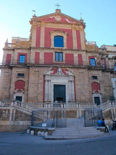 Chiesa Sant'Agata   - Caltanissetta (215 clic)
