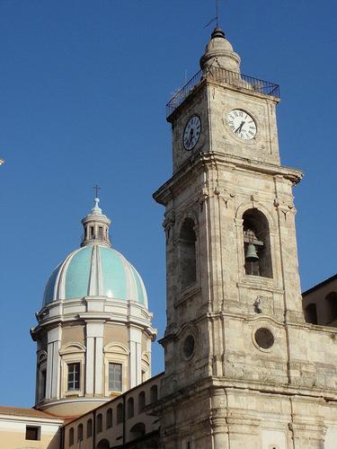 cupola Duomo    - Caltanissetta (237 clic)