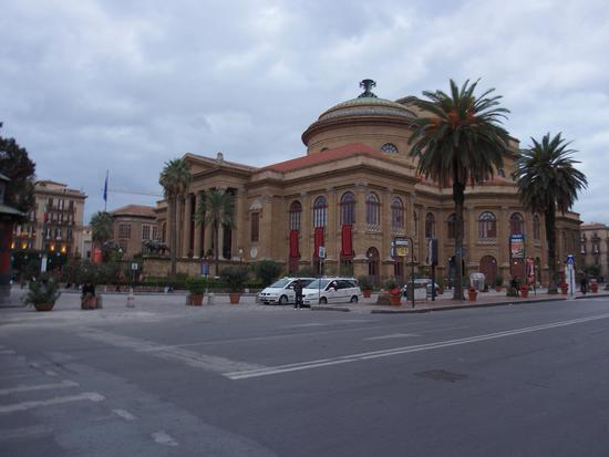 Teatro Massimo  - Palermo (1246 clic)