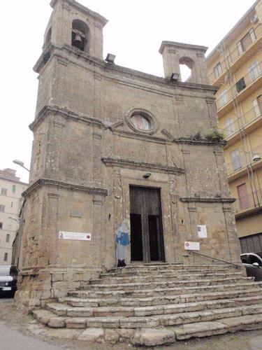 Chiesa della Donna Nuova - Enna (1221 clic)