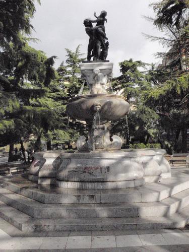 Belvedere - Fontana - Enna (792 clic)