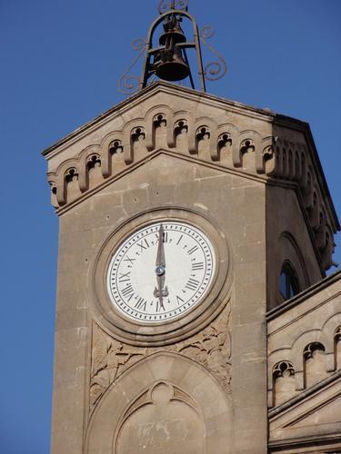 orologio pubblico  - Bagheria (1617 clic)