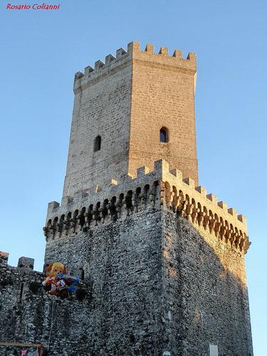 castello federiciano  - Erice (205 clic)
