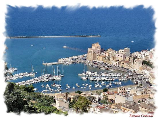 panorama  - Castellammare del golfo (483 clic)