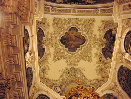 Interno chiesa San Marco   - Enna (1165 clic)