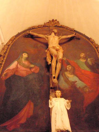 Interno chiesa San Marco   - Enna (928 clic)