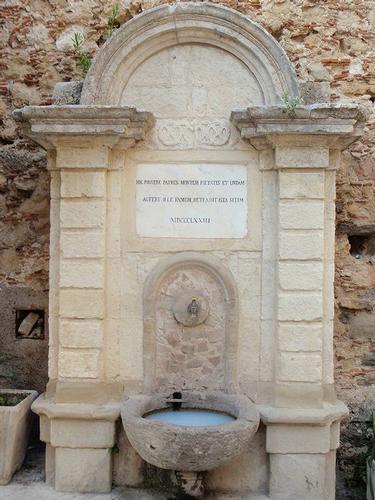 fontana   - Castroreale (73 clic)