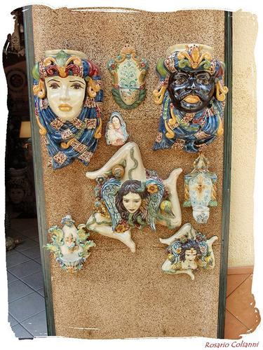 ceramica  - Santo stefano di camastra (395 clic)