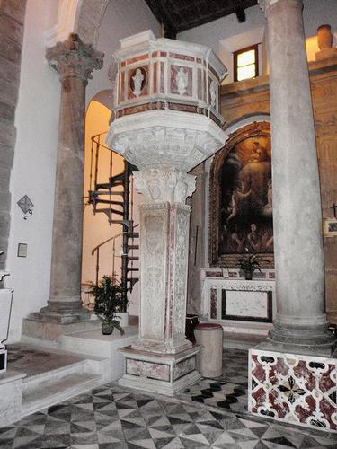 interno Duomo  - Castroreale (88 clic)