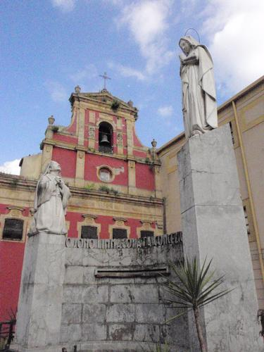 Santa Bernadette e l'Immacolata - Caltanissetta (761 clic)