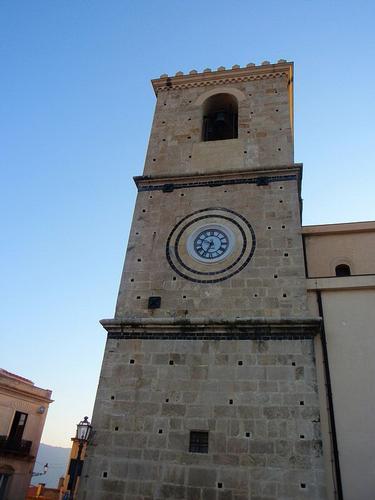 Campanile Duomo  - Castroreale (85 clic)