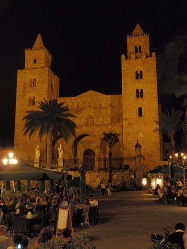 Cattedrale  - Cefalù (820 clic)