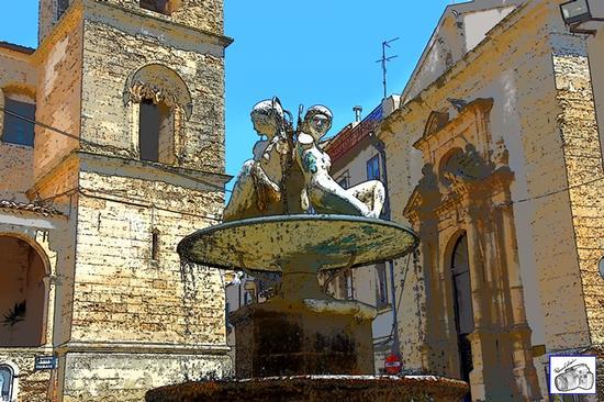 angolo piazza San Tommaso - Enna (233 clic)