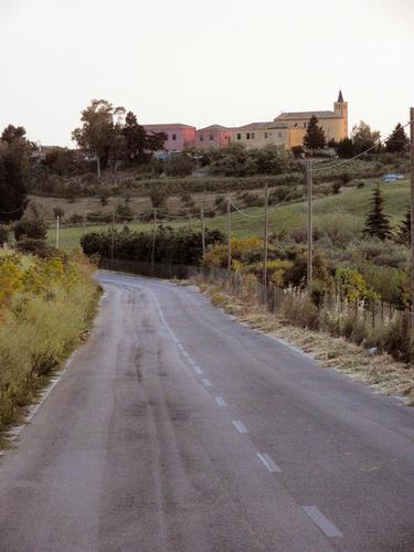 paesaggio  - Borgo cascino (374 clic)