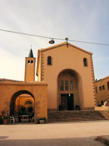 chiesa  - Borgo cascino (237 clic)