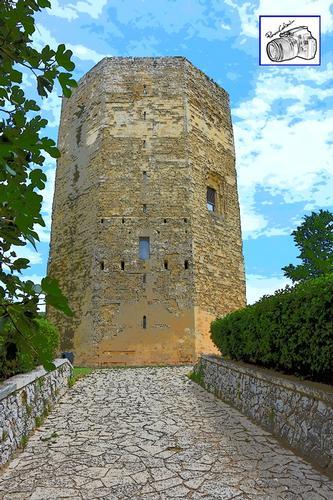 Torre di Federico  - Enna (120 clic)