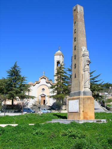piazza della bonifica  - Pergusa (257 clic)