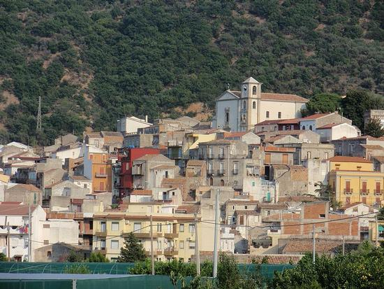 Panorama  - Mazzarrà sant'andrea (374 clic)