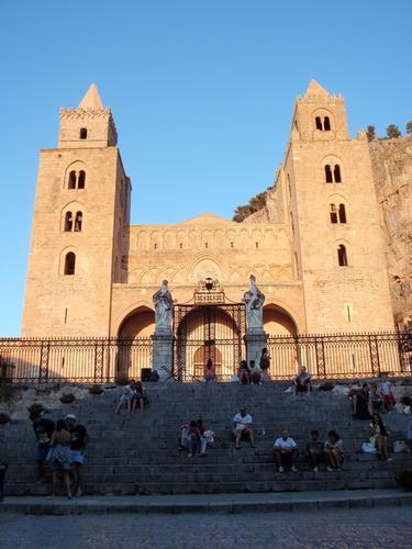 Cattedrale   - Cefalù (1286 clic)