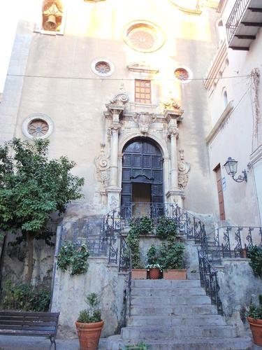 Chiesa delle Anime del Purgatorio   - Cefalù (1449 clic)