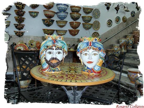 ceramica  - Caltagirone (104 clic)