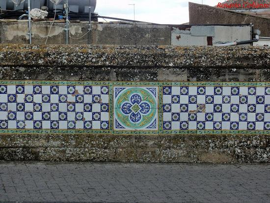 Muretto e ceramica  - Caltagirone (219 clic)