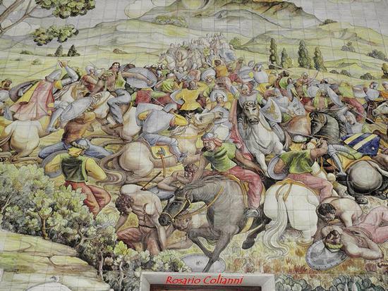 Galleria Sturzo   - Caltagirone (90 clic)