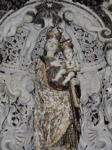 Madonna di Gibilmanna   (962 clic)