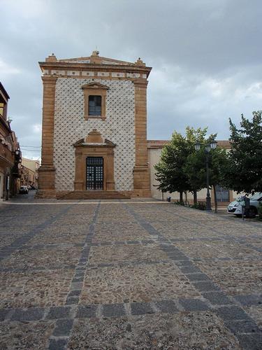 Chiesa di San Domenico  - AIDONE - inserita il 18-Oct-18