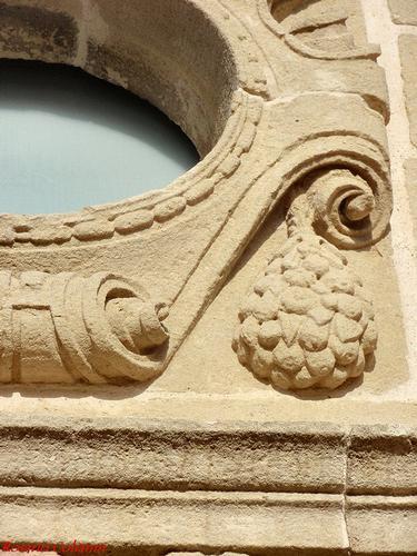 Basilica di San Leone - particolare  - Assoro (284 clic)