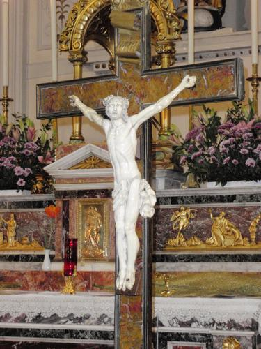 Crocefisso - Chiesa dell'Immacolata  - Casteldaccia (2503 clic)