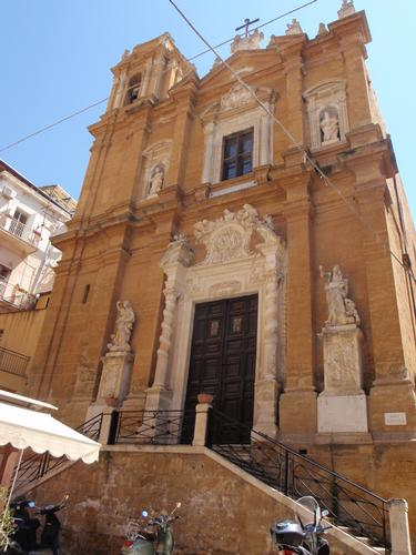 Chiesa Santo Spirito - Agrigento (3875 clic)